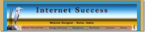 Internet Success Idaho Website Designer
