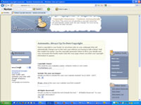 WebWeaver Website