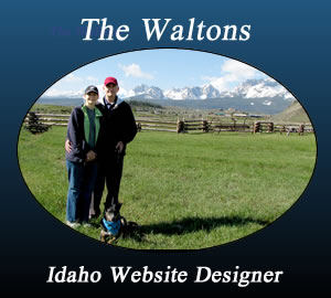 Idaho Website Designer, Julie Walton